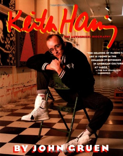 9780671781507: Keith Haring: The Authorized Biography