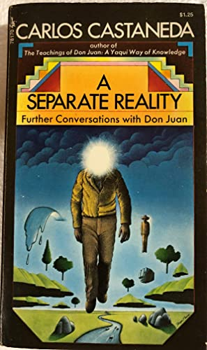 9780671781705: A Separate Reality: Further Conversations with Don Juan