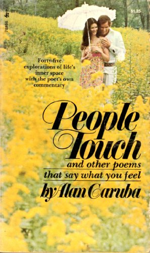 9780671781866: People Touch and Other Poems That Say What You Feel