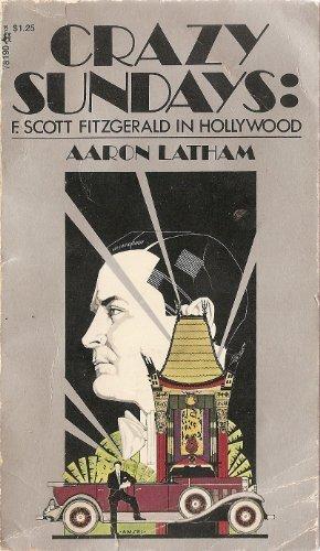 9780671781903: Crazy Sundays: F. Scott Fitzgerald in Hollywood