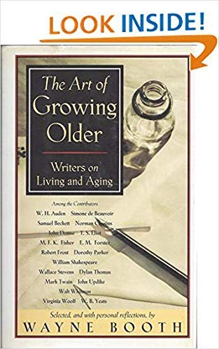 9780671781927: The ART OF GROWING OLD: WRITERS ON LIVING AND AGING