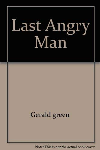 9780671782016: Last Angry Man