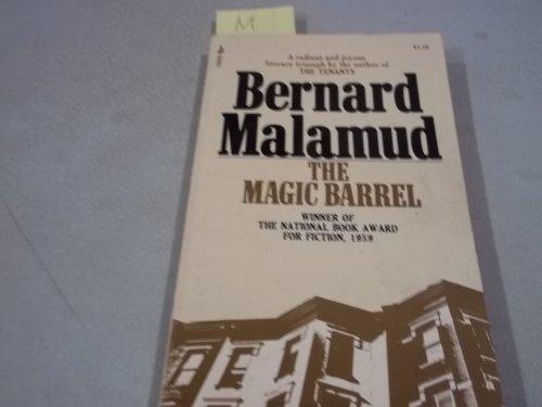 9780671782085: The Magic Barrel