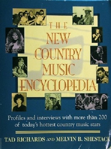 9780671782580: The New Country Music Encyclopedia