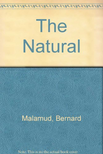 natural bernard malamud essays A natural is defined as one who has natural talent, especially in baseball in bernard malamud's 1952 novel, the natural, written in arthurian legend style, roy hobbs leads the new york knights into victory after victory.