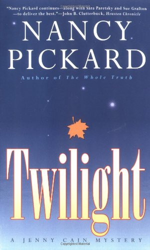 9780671782900: Twilight (Jenny Cain Mysteries, No. 10)