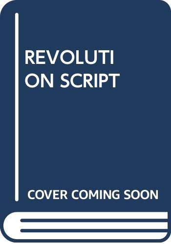 9780671783044: Revolution Script