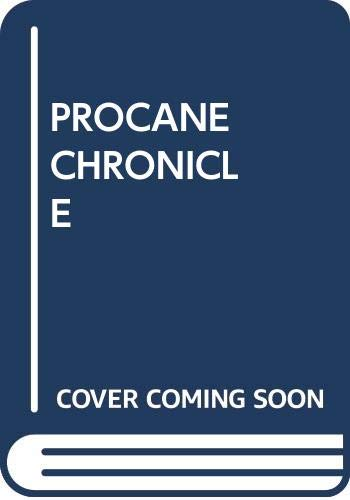 9780671783198: Procane Chronicle