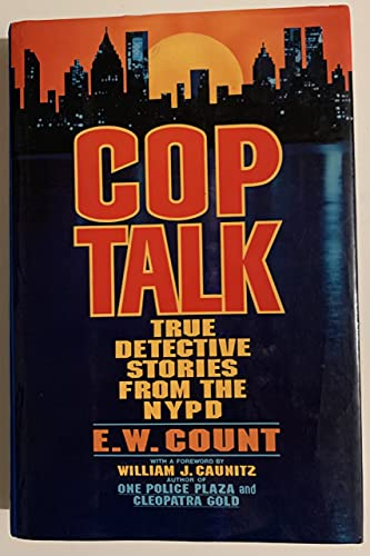 9780671783365: Cop Talk: True Detective Stories from the Nypd