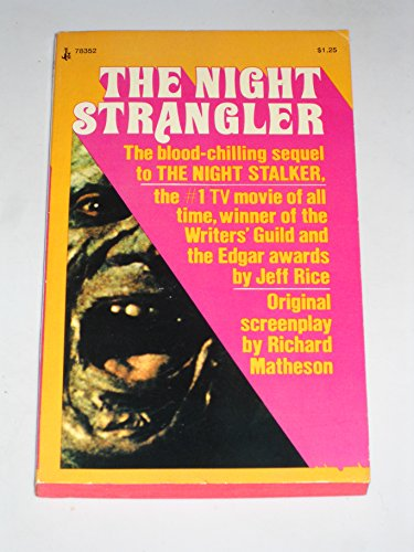 The Night Strangler: Rice, Jeff (Original