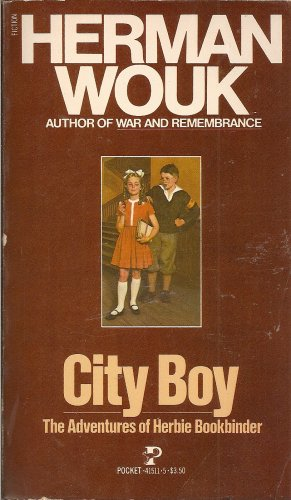 9780671783624: City Boy: The Adventures of Herbie Bookbinder