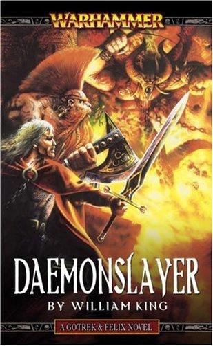 9780671783891: Daemonslayer (A Gotrek & Felix novel)
