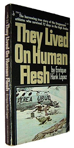 9780671784140: They Lived On Human Flesh