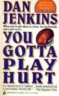 YOU GOTTA PLAY HURT: Jenkins