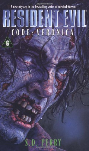 9780671784980: Code Veronica: No.6 (Resident Evil)