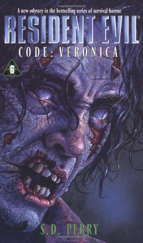 9780671784980: Code: Veronica (Resident Evil #6)