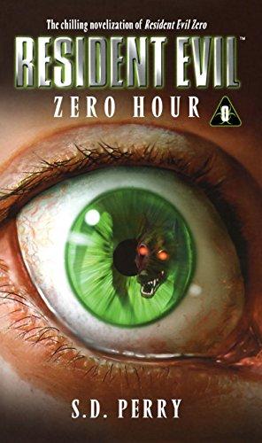 9780671785116: Zero Hour (Resident Evil)