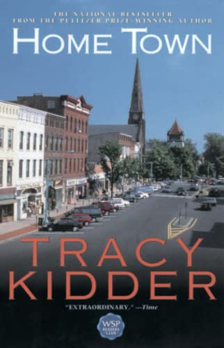 Home Town: Kidder, Tracy