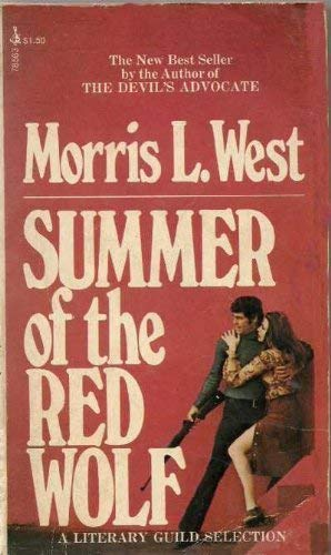 9780671785635: Summer of Red Wolf