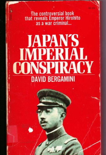 9780671785666: Japan's Imperial Conspiracy