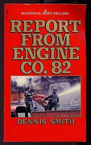 9780671785758: Report From Engine Co. 82