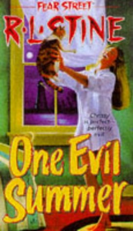 9780671785963: One Evil Summer (Fear Street, No. 25)
