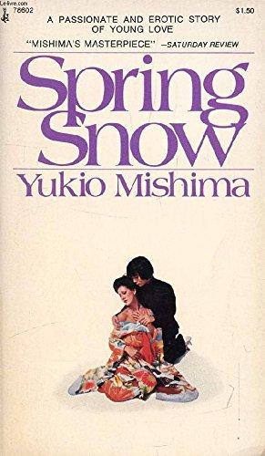 9780671786021: Spring Snow