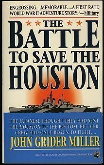 9780671786212: Battle to Save the Houston