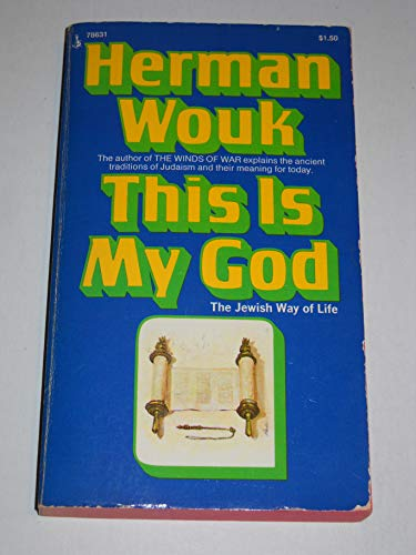 This Is My God (9780671786311) by Herman wouk