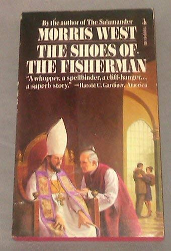 9780671786854: The Shoes of the Fisherman