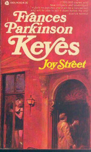 JOY STREET (9780671787097) by Frances Parkinson Keyes