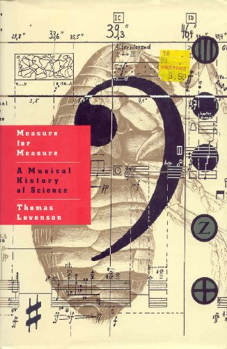 9780671787301: Measure for Measure: A Musical History of Science