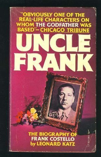 9780671788766: Uncle Frank: the biography of Frank Costello