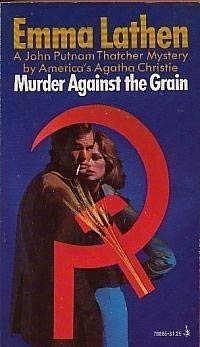 9780671788858: Murder Against the Grain