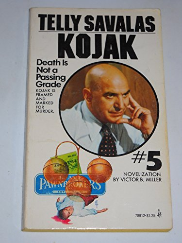 Kojak, No. 5 : Death Is Not: Miller, Victor B.