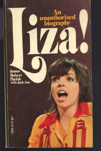 Liza (9780671789466) by James Robert Parish