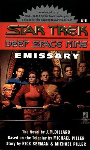 9780671789589: Emissary (Star Trek Deep Space Nine)