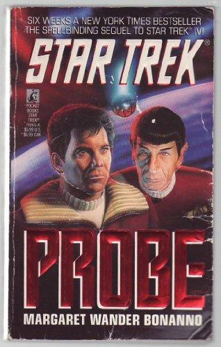 9780671790653: Star Trek: Probe