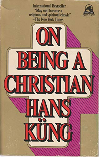9780671790721: On Being a Christian