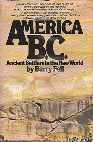 9780671790790: America B.C.