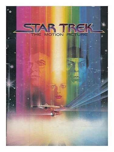 9780671791018: Star Trek The Motion Picture : Make-Your-Own Costume Book