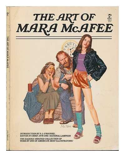 9780671791469: The Art of Mara McAfee