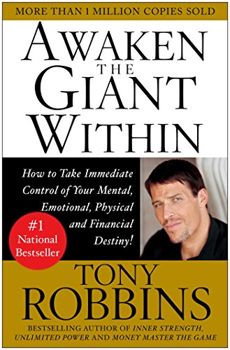 9780671791544: Awaken the Giant Within: How to Take Immediate Control of Your Mental, Emotional, Physical & Financial Destiny!: How to Take Immediate Control of Your Mental, Physical and Emotional Self