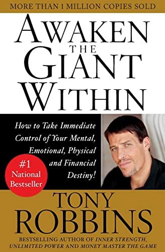 9780671791544: Awaken The Giant Within