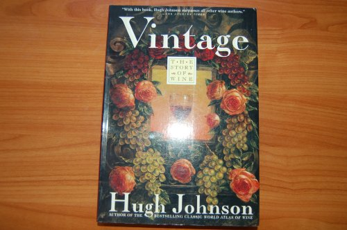 9780671791827: Vintage: The Story of Wine