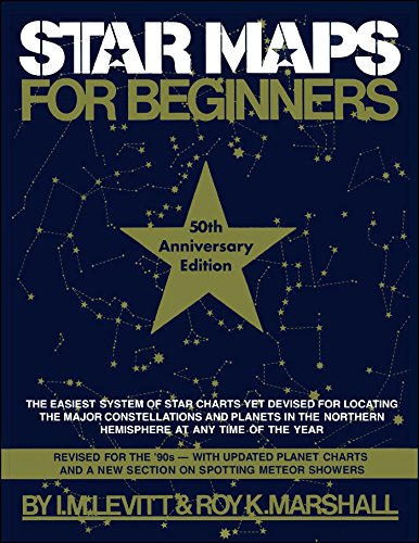 9780671791872: Star Maps for Beginners: 50th Anniversary Edition