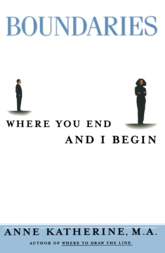 9780671791933: Boundaries: Where You End and I Begin (Fireside / Parkside Recovery Book)