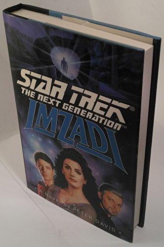 Imzadi (Star Trek: The Next Generation): David, Peter