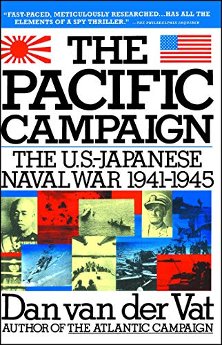 9780671792176: The Pacific Campaign: World War II: the Us-Japanese Naval War, 1941-1945