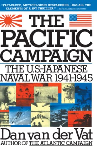 9780671792176: Pacific Campaign: The U.S.-Japanese Naval War 1941-1945